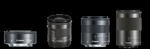 Canon eos M3 Lens